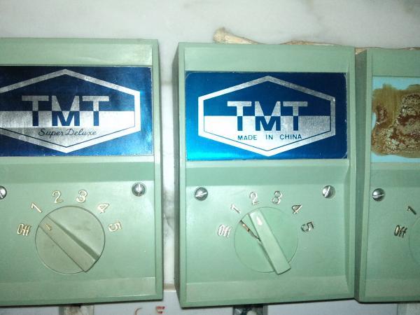Tmt Regulators (blue) by The Tais in TMT