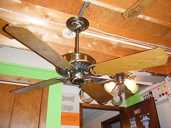 Casablanca Delta II VCF Member Galleries - Casablanca delta ceiling fan