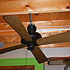 Emerson Plastic Ceiling Fan by Cole S. in Emerson