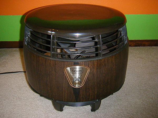 Sears Hassock Fan by Cole S. in Sears