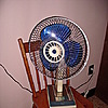 Frost Cod 12'' Desk Fan by philippe1995 in Frost Cod