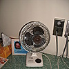 Sunbeam 7'' Desk Fan
